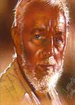 Obi Wan Kenobi - Sketch Card
