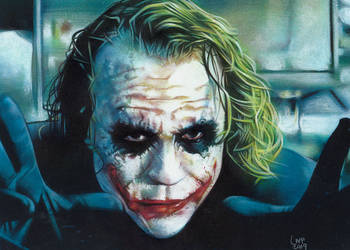 Joker by JeffLafferty