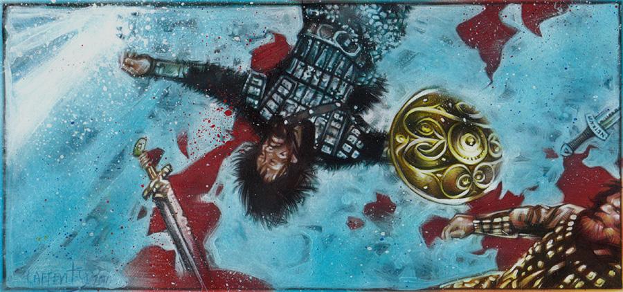 The Slain by JeffLafferty