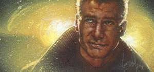 Deckard from Blade Runner