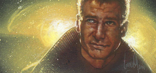 Deckard from Blade Runner
