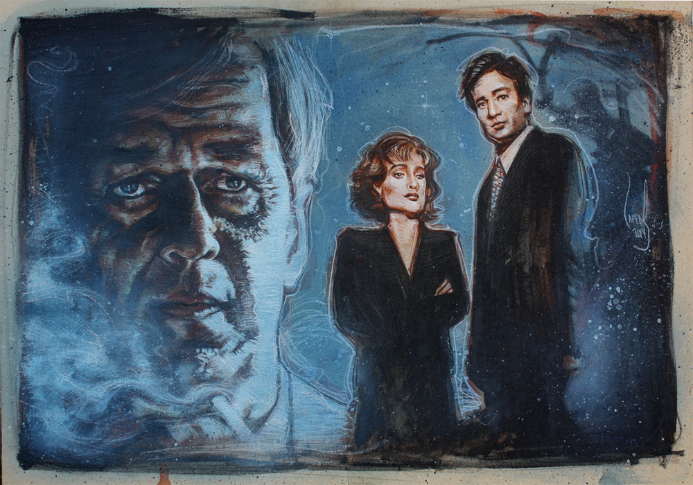 The X-Files by JeffLafferty
