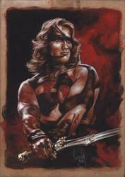 Conan by JeffLafferty