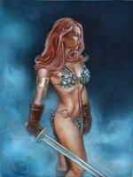 Red Sonja by JeffLafferty