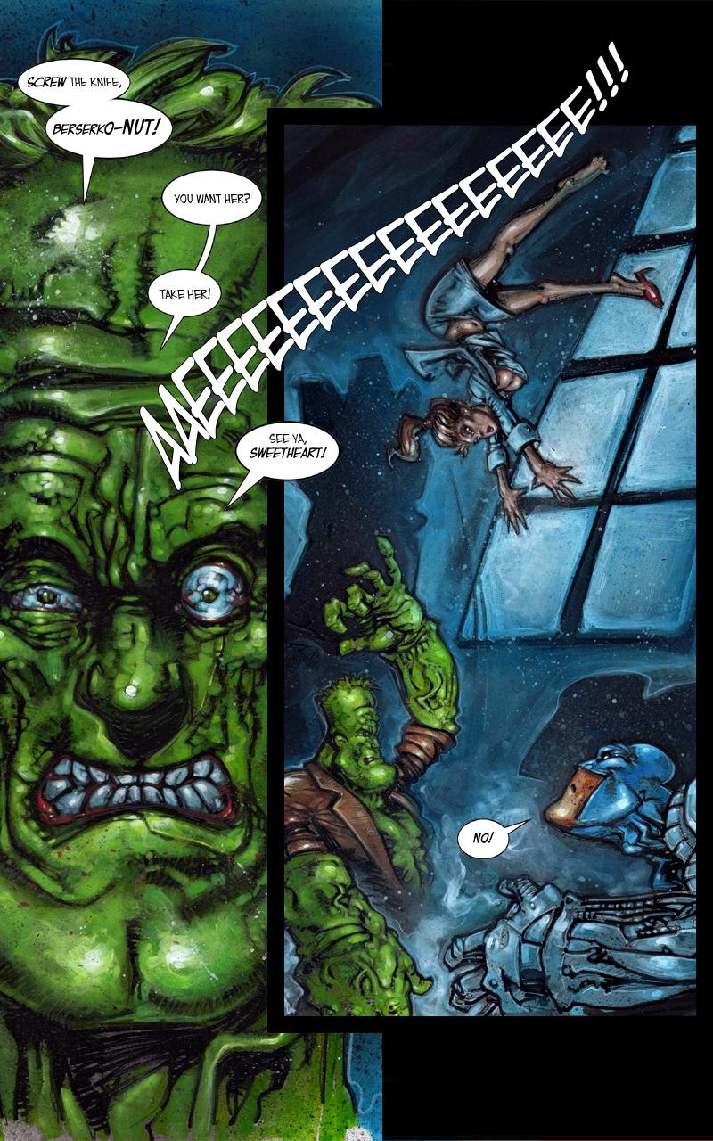 The Berserkonaut - Page 6 by JeffLafferty