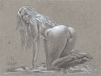 Nude Woman / Inspired by JeffLafferty