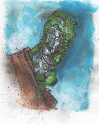 The Frankenborg by JeffLafferty