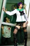 Saeko Busujima: Fearless