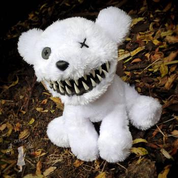 Custom bear - Cuddles