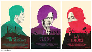 Vengeance Trilogy by akczinkota