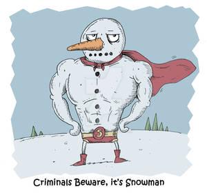 Its Snowman 2011
