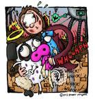 WIFL Felix Vs Holy Cow by stuartmcghee