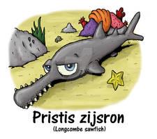 Longcombe Sawfish