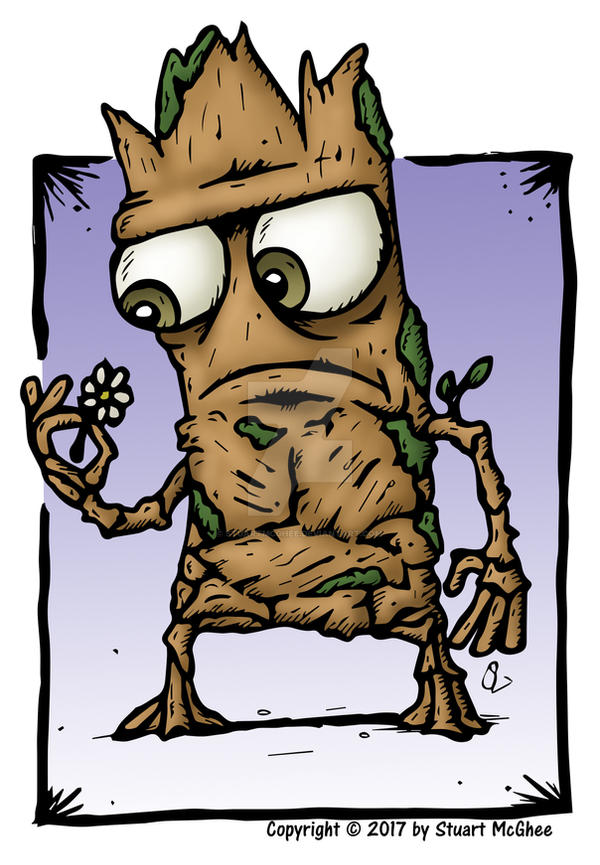 Groot by stuartmcghee