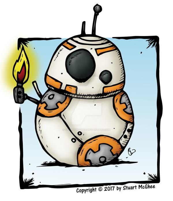 BB-8 by stuartmcghee