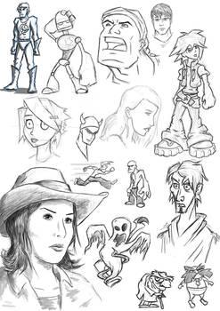 SketchDump 01