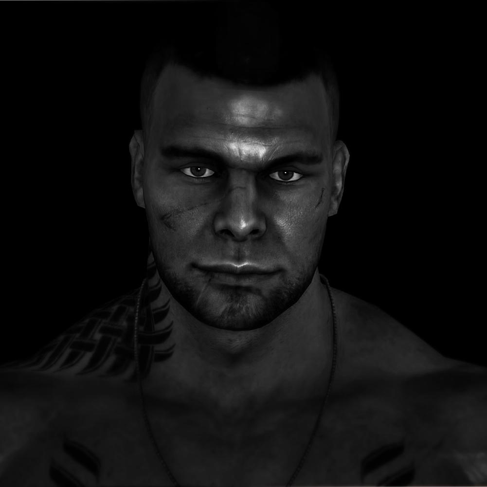 James Sexy Modeling (5/?) by Dawgoyle
