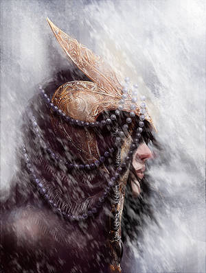 Cloaked in Cold by Herck