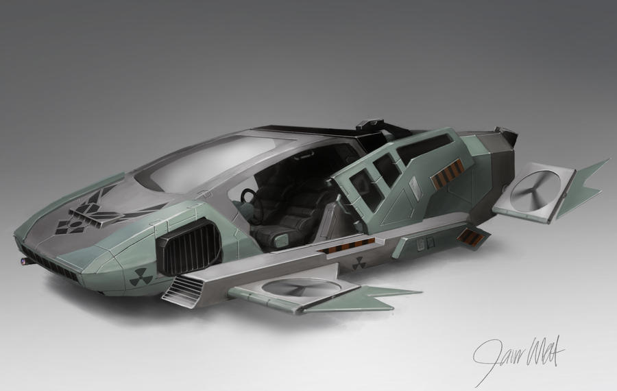 Future Air Force Land Vehicle By Herck On Deviantart