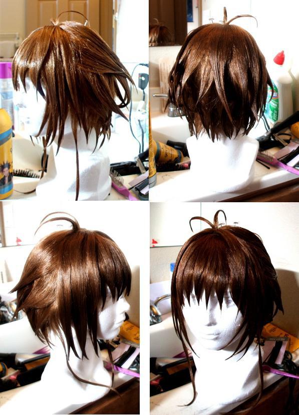 sakura new hair style by maggifan