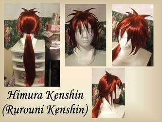 Himura Kenshin wig commission by maggifan