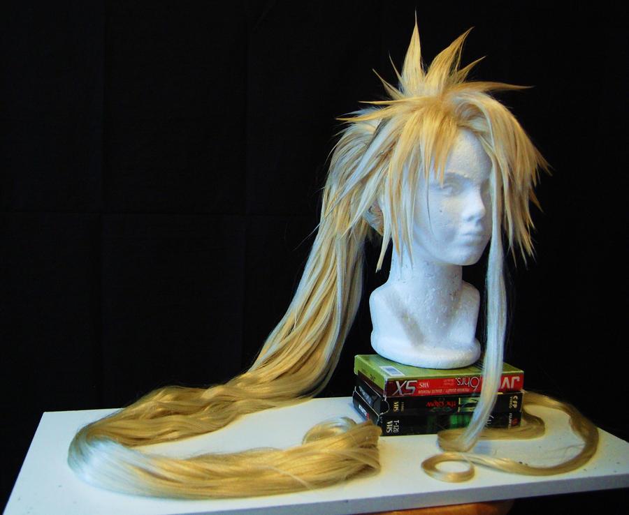 Krad DNangel Wig commission by maggifan
