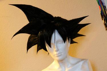 Goku default hair style by maggifan
