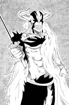Vizard Hollow Ichigo