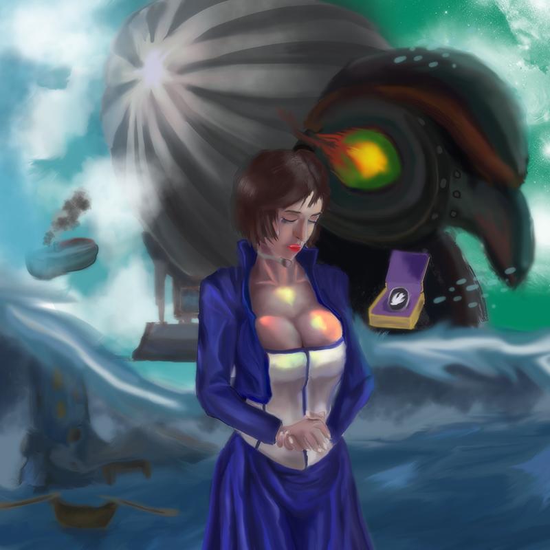 Bioshock Infinite - Elizabeth's story by jamjamstyle