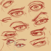 Eye Expressions by jamjamstyle