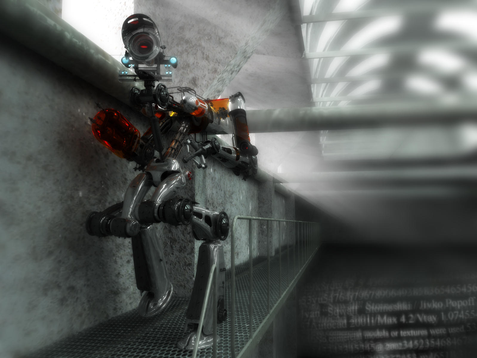 roboDPE 01 ( full size pic ) by popoff