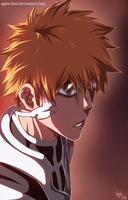 Bleach: Ichigo by aagito