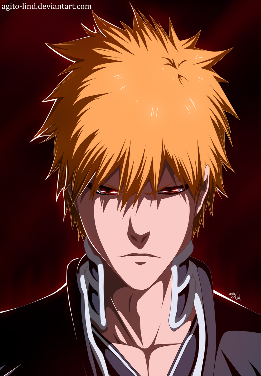Bleach 480: Ichigo by aagito