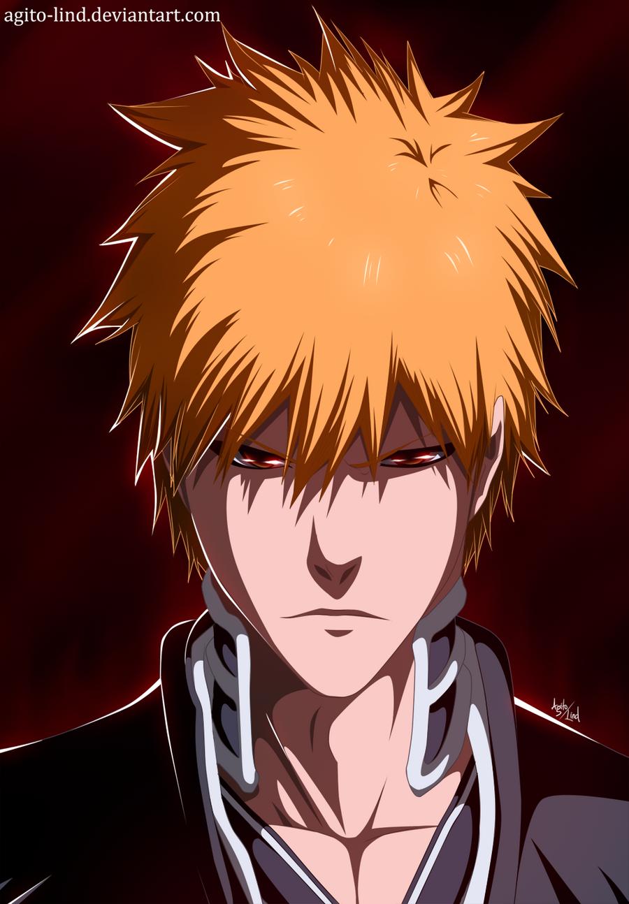 Bleach 480: Ichigo by aagito