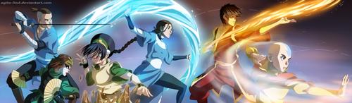 Team Avatar Aang