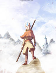 The Last Airbender by aagito