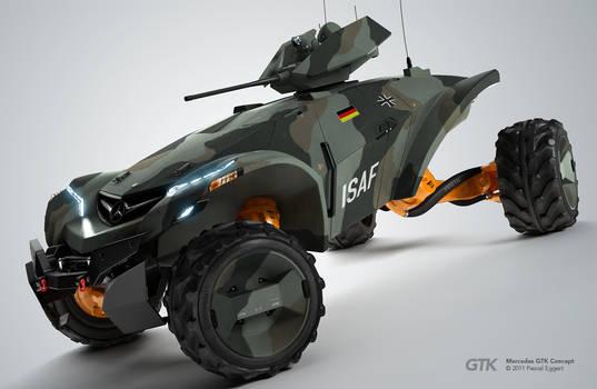 Mercedes GTK Concept
