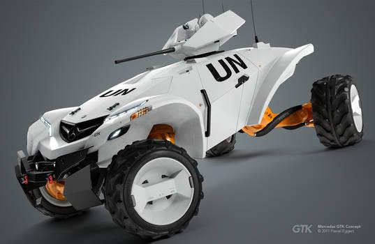 Mercedes GTK Concept UN Editio