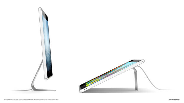 iMac Pro left and right