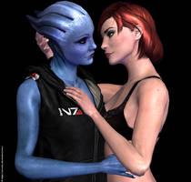 Hotter on the bondmate by Servala