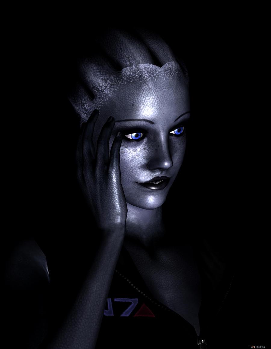 those blue eyes by Servala