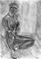 Aria sitting