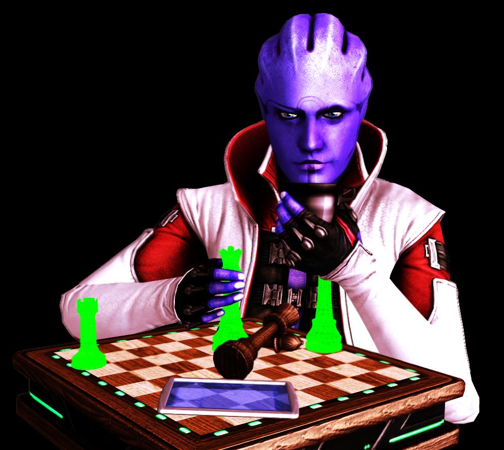 Schachmatt by Servala