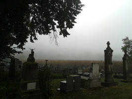 Cemetery Stock I. by ChristinaIsabella
