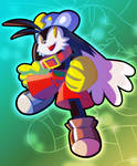 Klonoa Colors