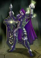 Warlock by nfteixeira