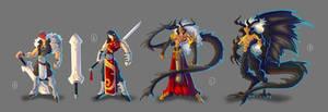 Characters Studies