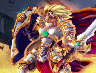 King Raeger by nfteixeira
