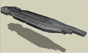 starship fleet carrier