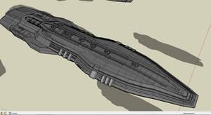 starship battleship revised